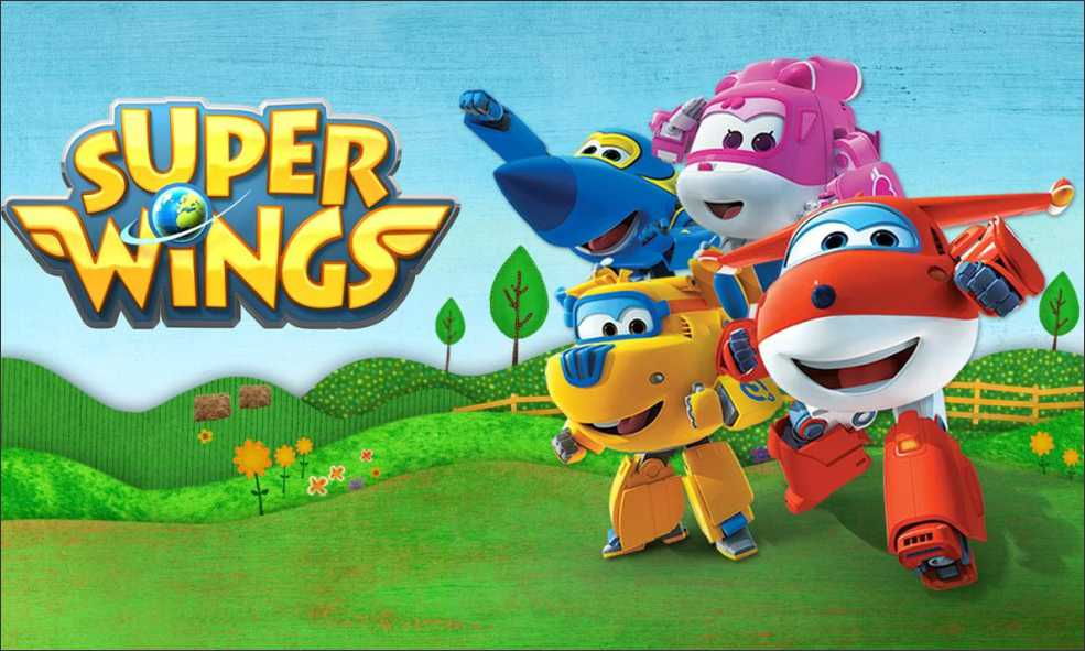 Extremamente Super Wings | Atelier Toque Final | Elo7 XF48