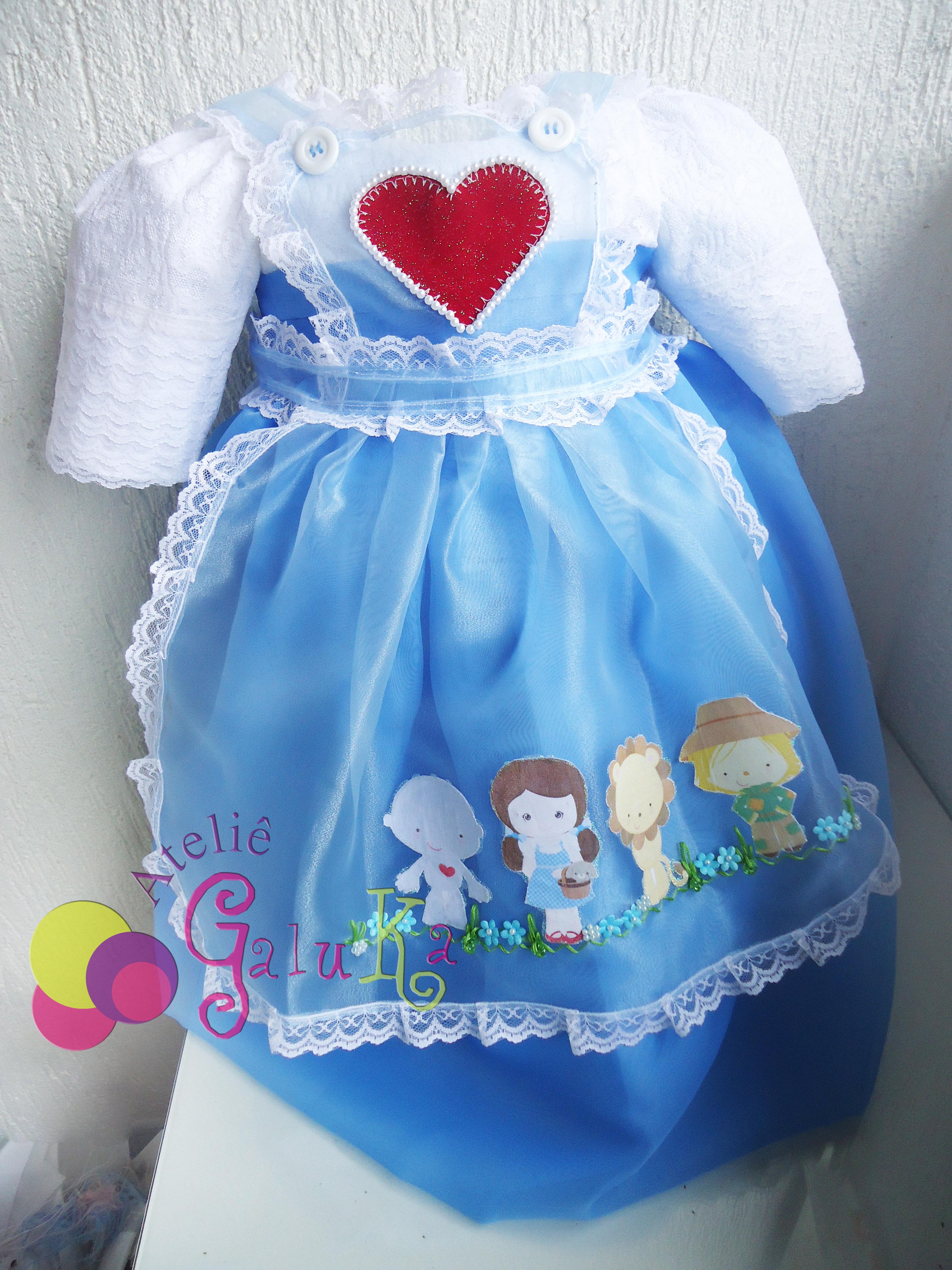 Vestido Magica  f2982b0c060