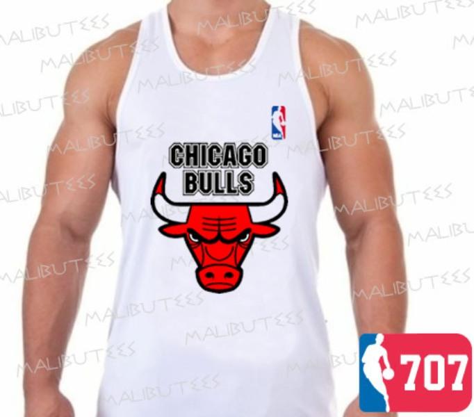 bc1c915426 Camiseta Chicago Bulls Basquete Nba no Elo7