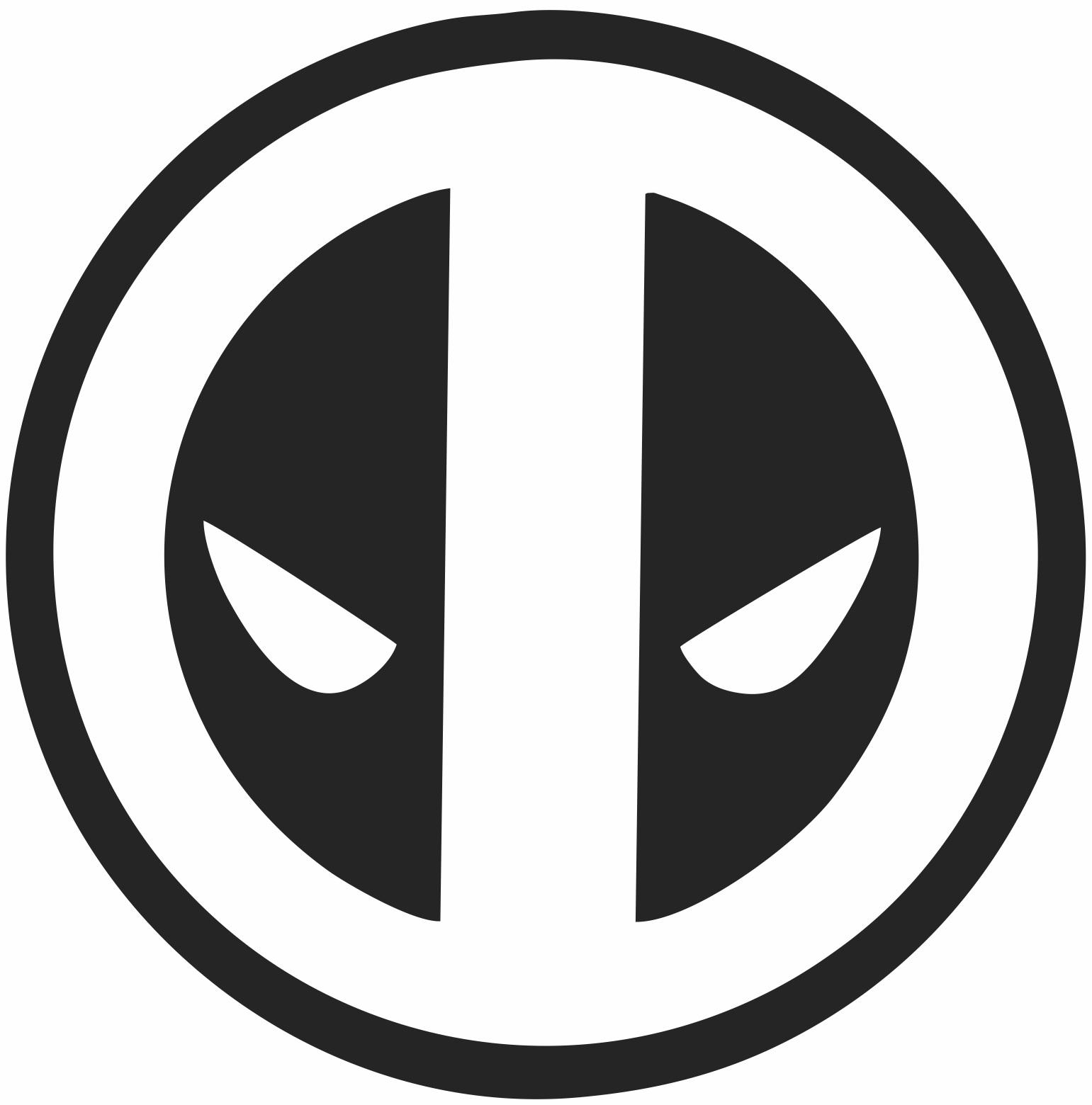 Adesivo Deadpool Frete Incluso