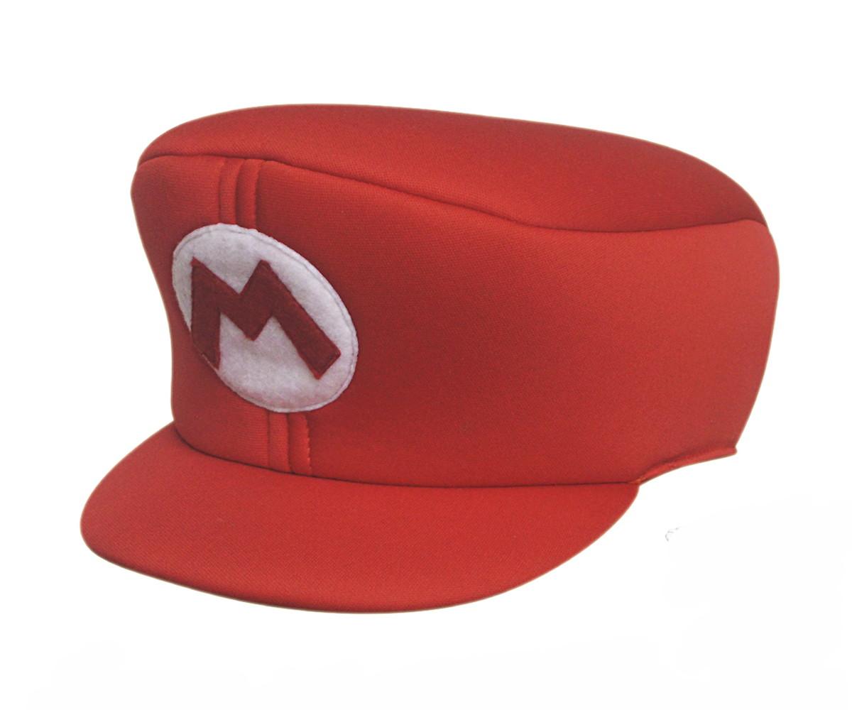 Boina Mario Bros no Elo7  e5f5597179f