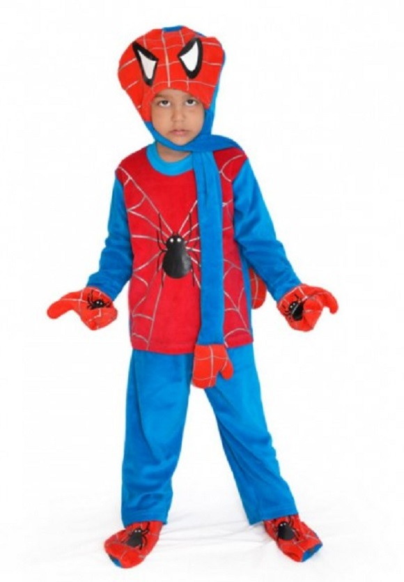 bac2c4cb9 Pijama Inverno Homem Aranha no Elo7