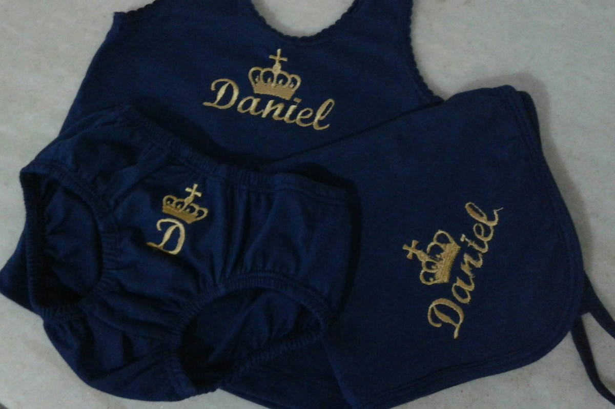 3e25d83632826a Conjunto camiseta+cueca+Pano de Boca