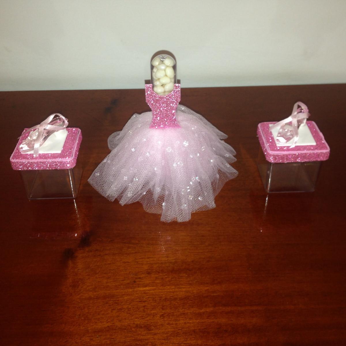 d1e8614ae9 Tubete Bailarina - Ballet no Elo7