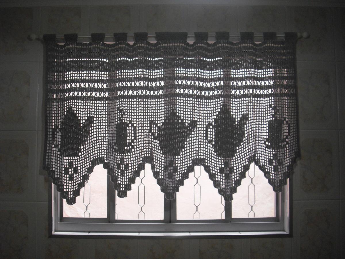 Cortina Para Cozinha No Elo7 Arte Com Adri Croch 6820ff