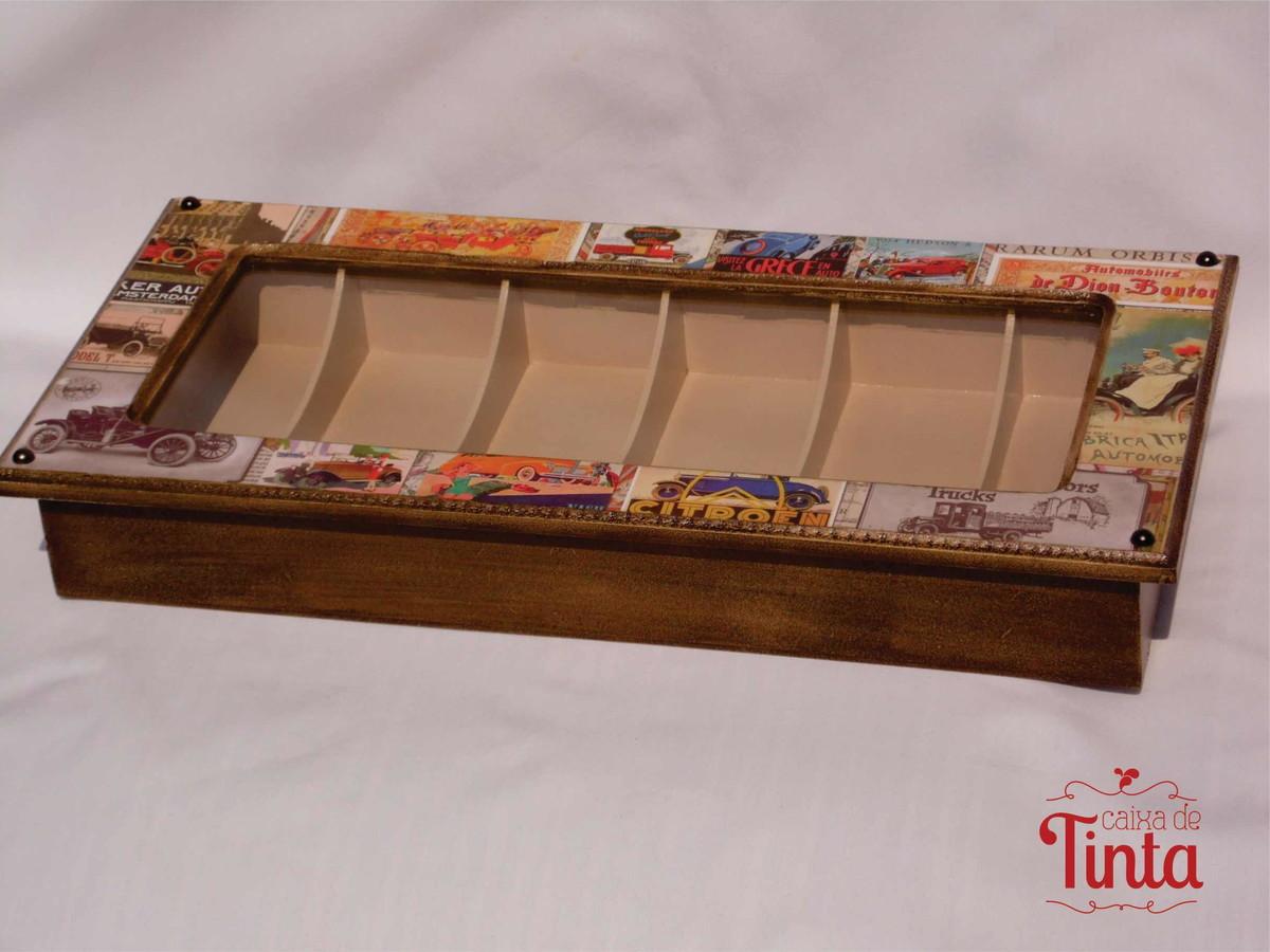 Caixa de Óculos Carros Antigos no Elo7   Caixa de Tinta (688B86) 790598d86b