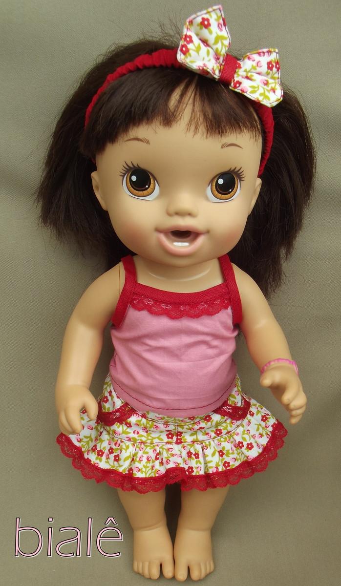 Conj Vermelho Baby Alive Menores No Elo7 Bial 234 6935fb