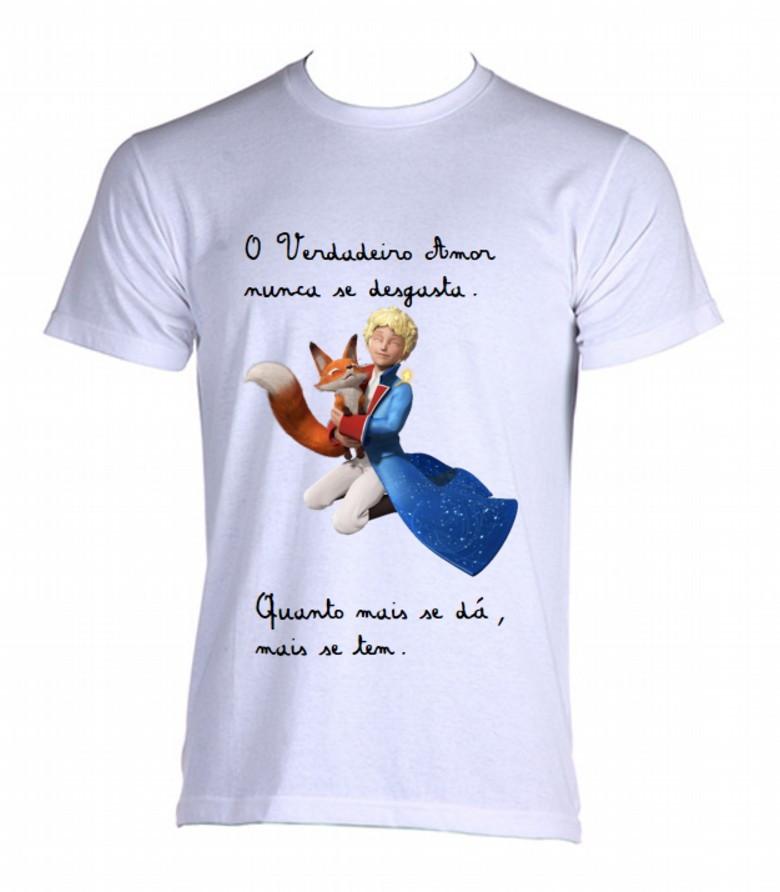 45de020ce97 Camiseta pequeno príncipe 08 no Elo7