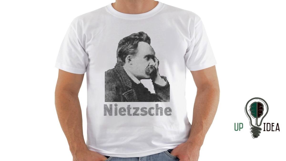8bdc53f5f camiseta Filosofia no Elo7
