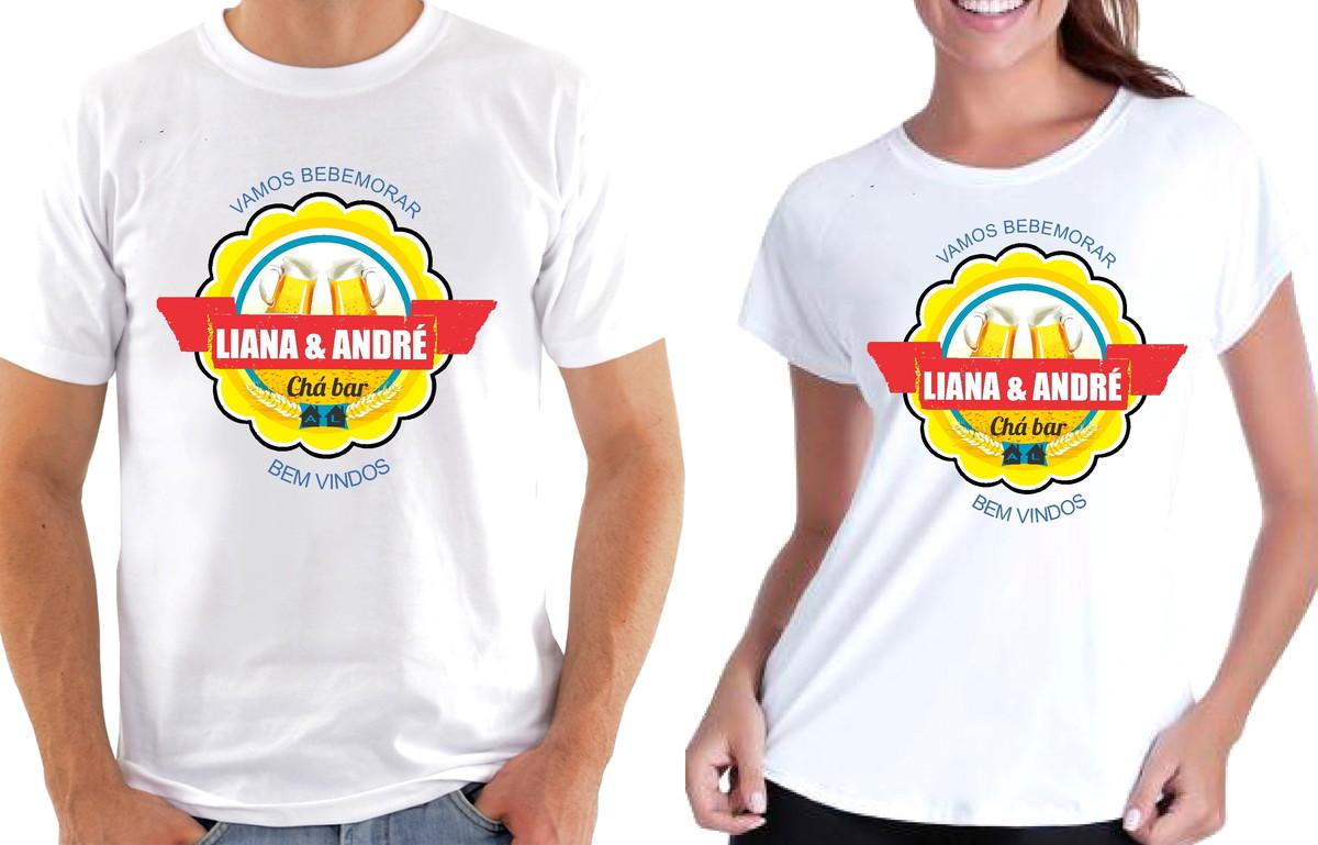 fce125612 Camiseta básica personalizada no Elo7 | artecoloresilk (6982E2)