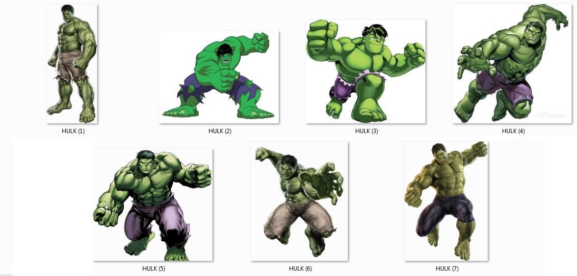 Aplique Hulk Desenho No Elo7 Eloarts Festejando Com
