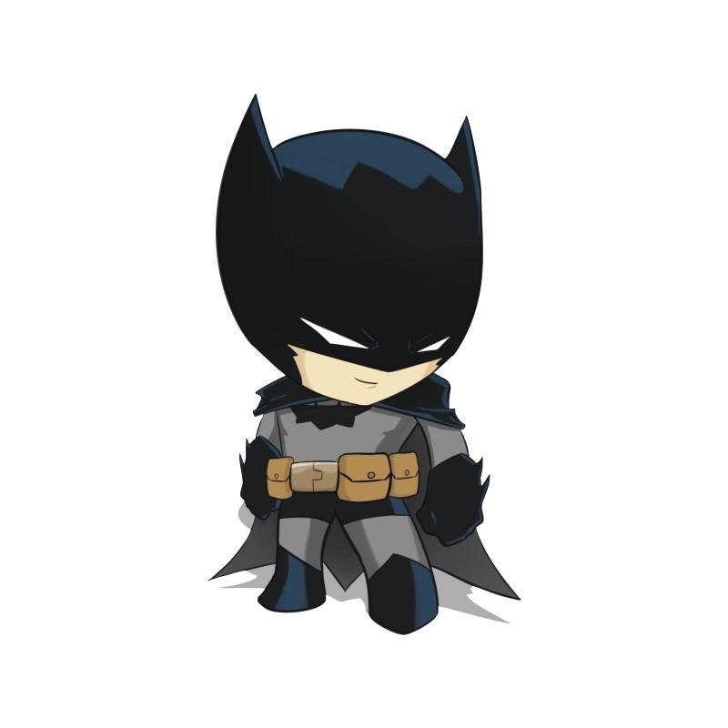 Fabuloso Adesivo Batman Kids - Hk-106 no Elo7   C3 Brasil - Adesivos  TD88