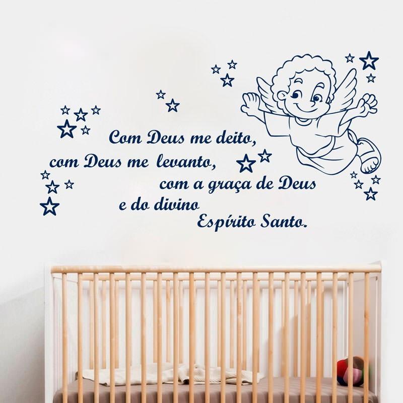Adesivo Frase Anjinho No Elo7 Adesivos E Decorações Aum 6c02b5