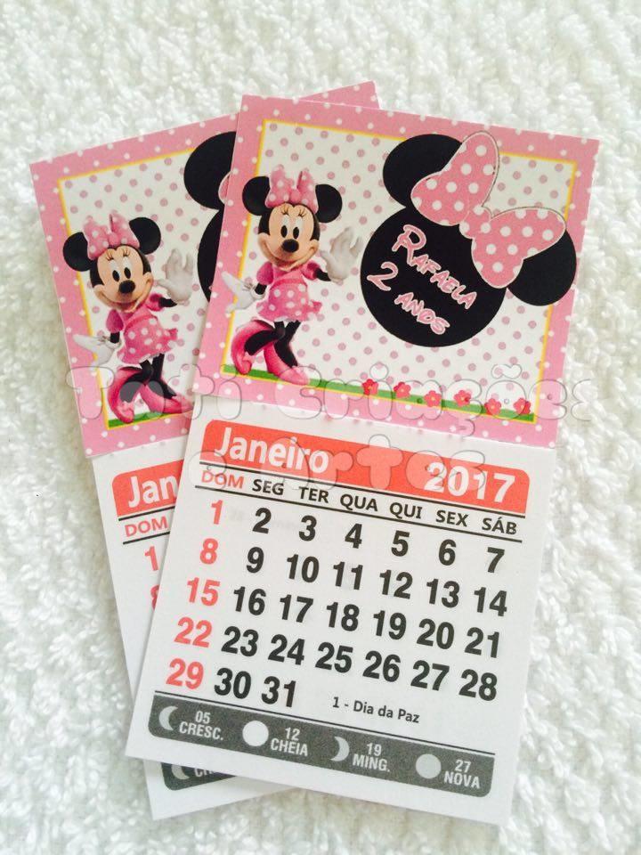 Mini Calendario.20 Mini Calendario 2018