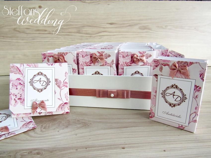 Kit Banheiro Casamento Floral : Kit banheiro floral steffans convites elo
