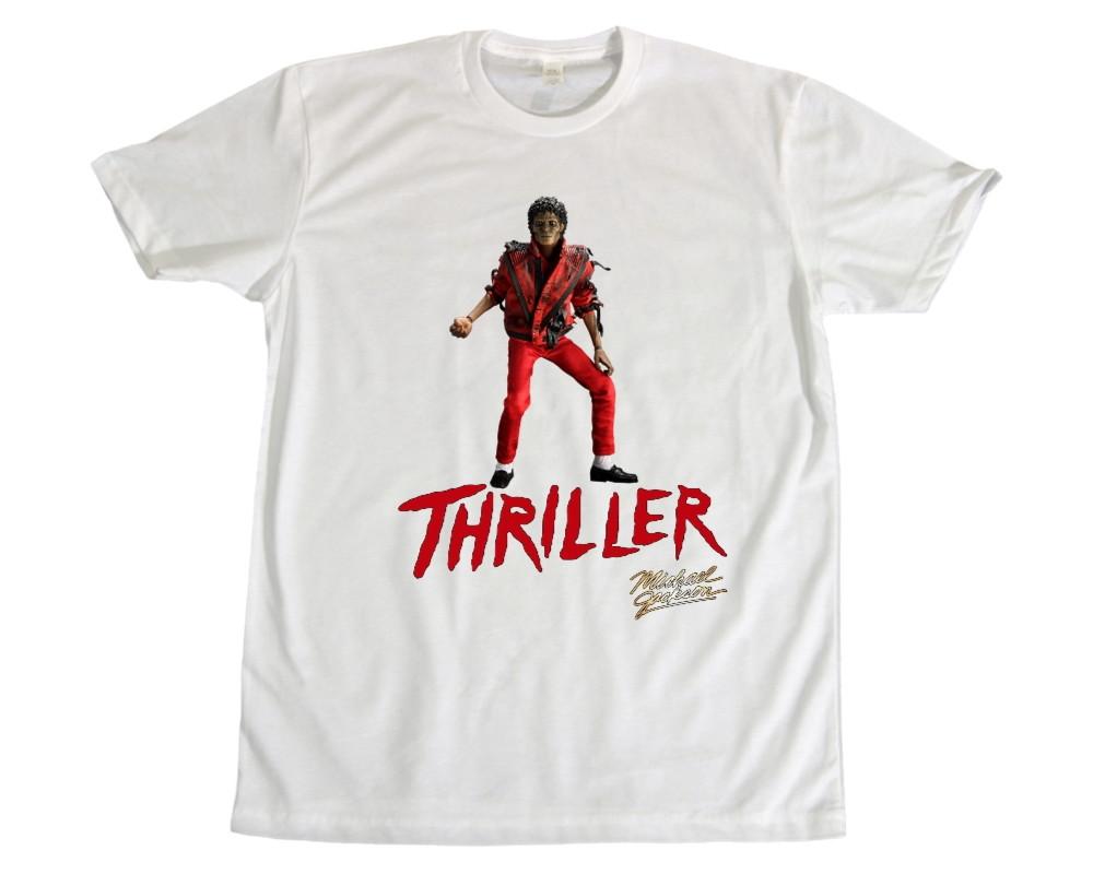 Camiseta Anos 80 Michael Jackson no Elo7  43334c3c8500e