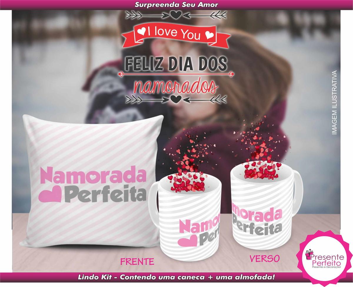 5af338267c4fde Kit Namorados - Namorada Perfeita
