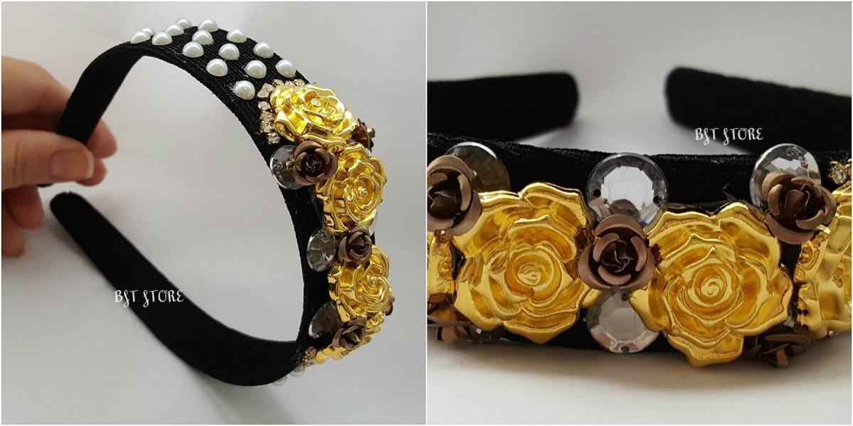 Tiara Barroca Dolce   Gabbana Inspired no Elo7   BST STORE (6EDF09) d0c1220858