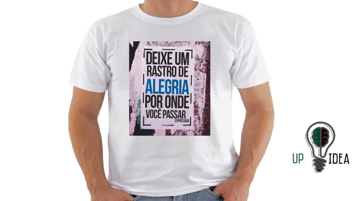 Camiseta Frases De Reggae No Elo7 Ousadia 16 6f177c