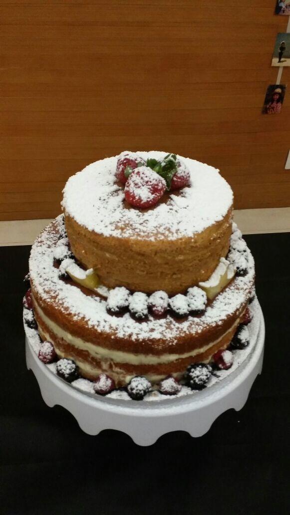 Naked Cake no Elo7 | Doceria da Thais (6F5864)