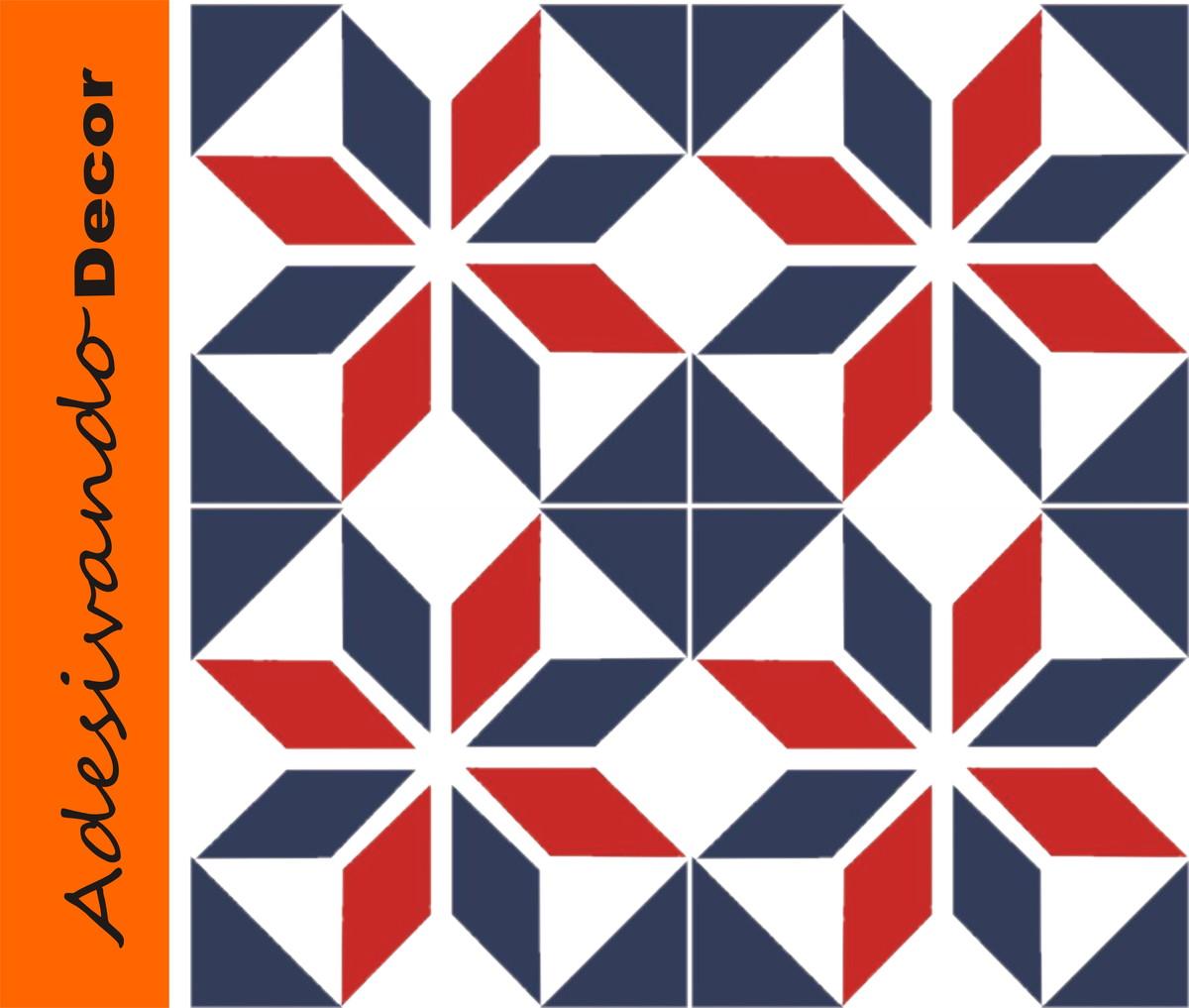 adesivo azulejo portugues 15x15cm adesivo de banheiro adesivo azulejo  #CA5201 1200x1017 Azulejo Vinilico Banheiro