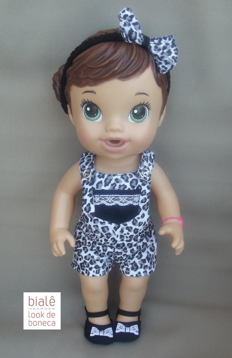 Look Macaquinho Baby Alives Menores No Elo7 Bial 234 6fde76