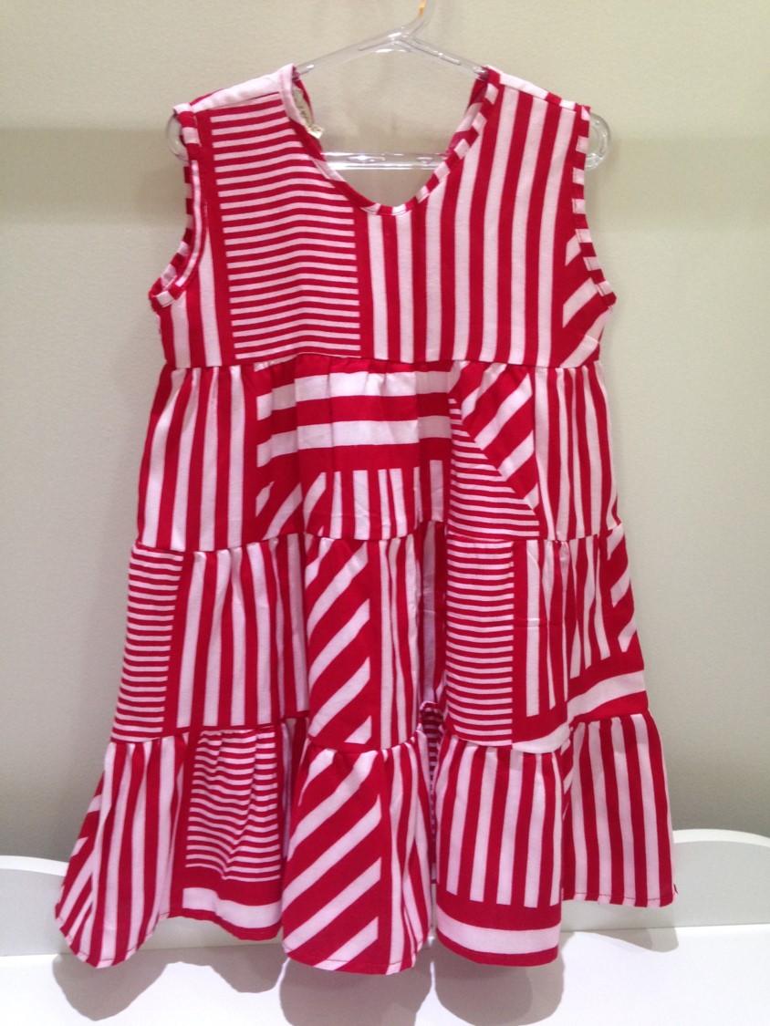 Vestido Fab Vermelho