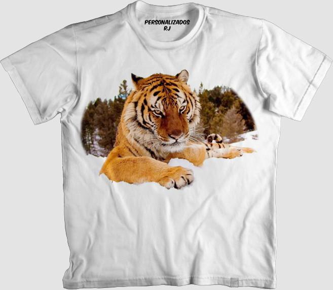 3b15808557151 Camisa TIGRE 002 no Elo7 | PERSONALIZADOS RJ (72C7BE)