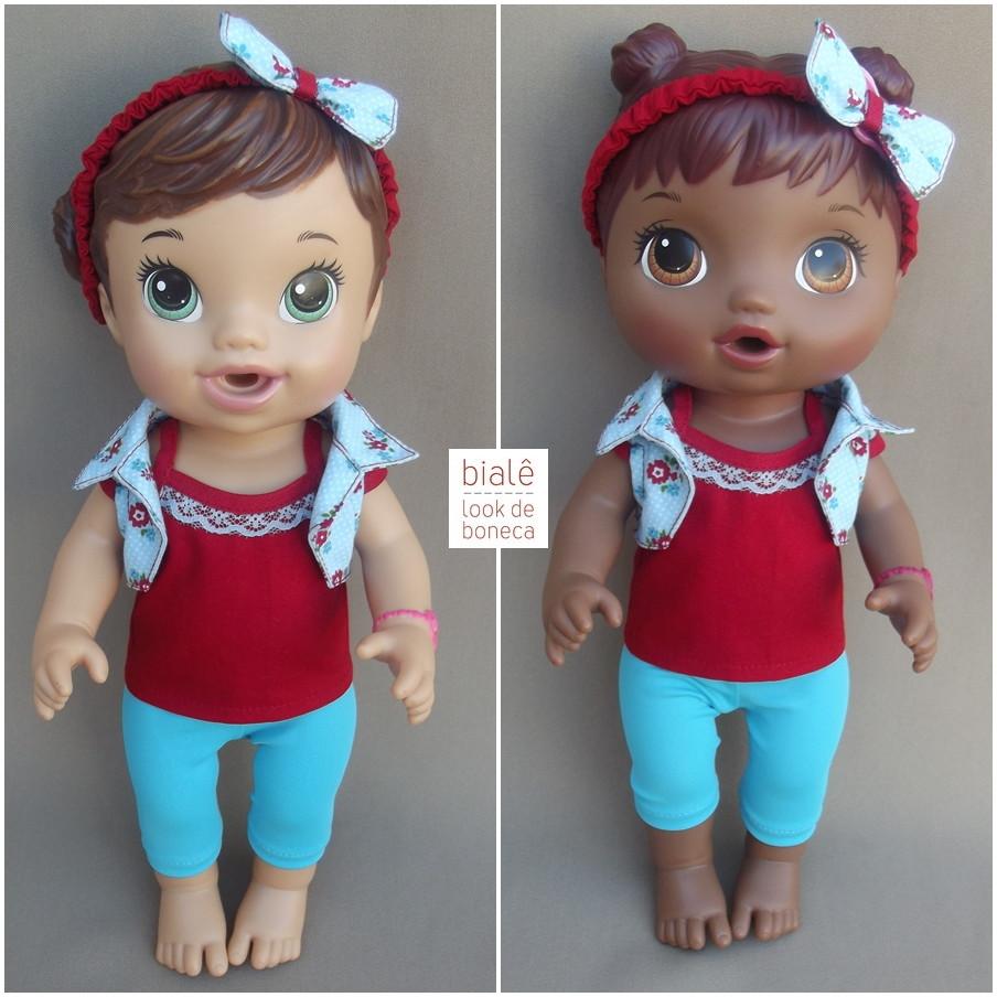 Conjunto Passeio Baby Alives Menores No Elo7 Bial 234 72dee7