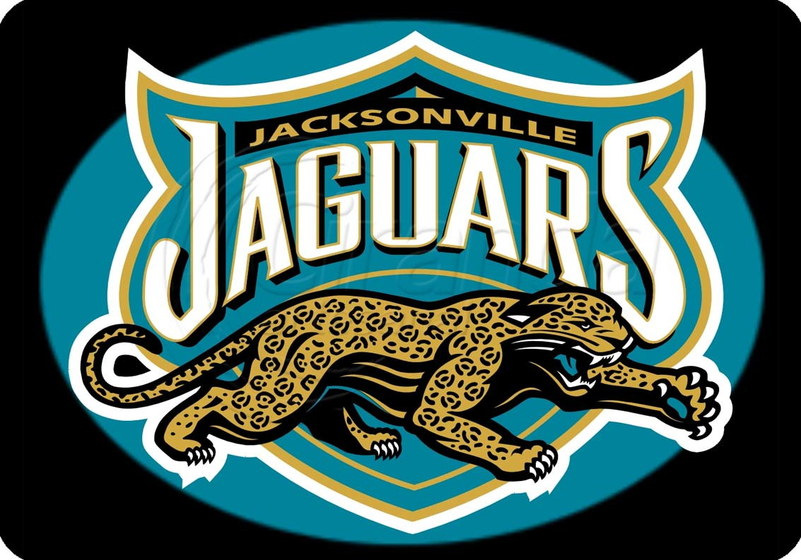 Zoom · Placa Decorativa NFL Jacksonville Jaguar