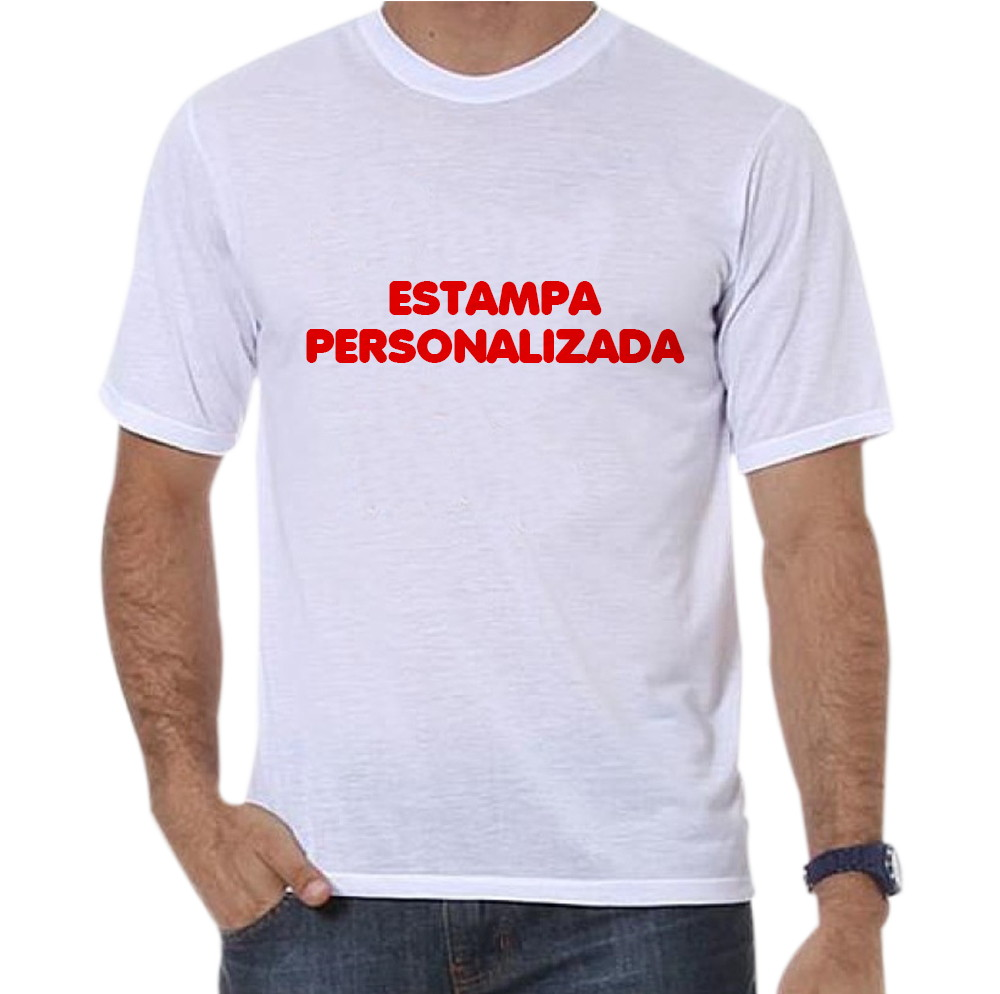 f5880aaeb Camiseta Masculina Personalizada no Elo7