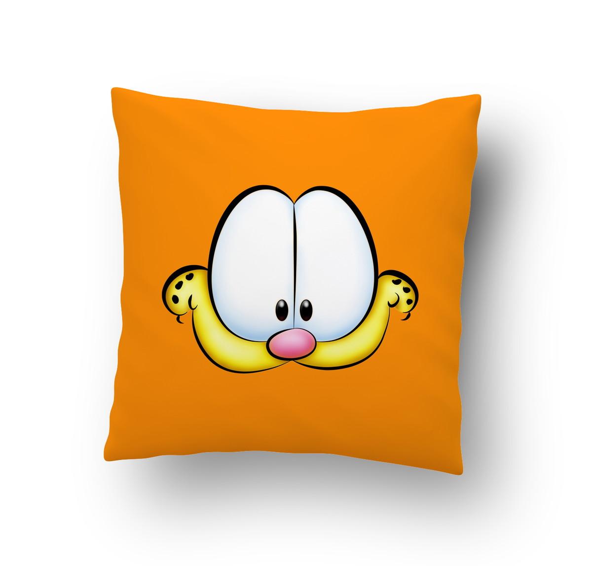 Capa De Almofada Desenho Garfield No Elo7 Lecora 743db1