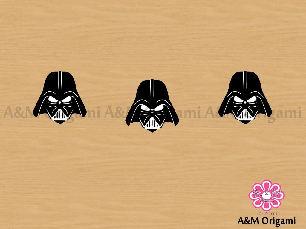 Darth Vader origami diagram   Bastelarbeiten aus papier und pappe ...   768x1024