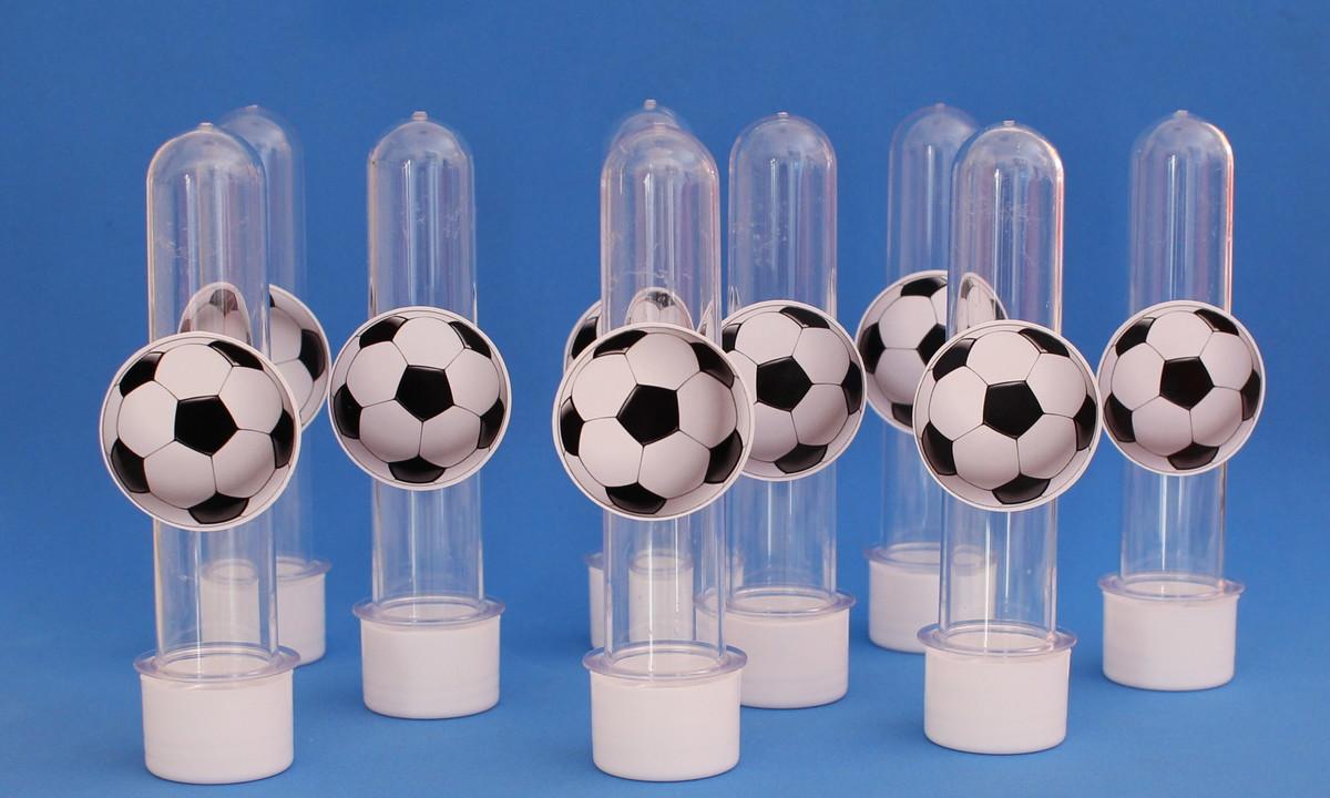 dc847a0afd Tubete com aplique - bola de futebol no Elo7
