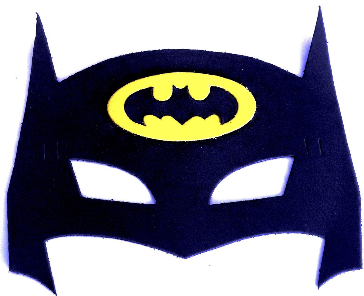 Mascara Eva Batman Batgirl E Herois No Elo7 Llbrindes 763ce0