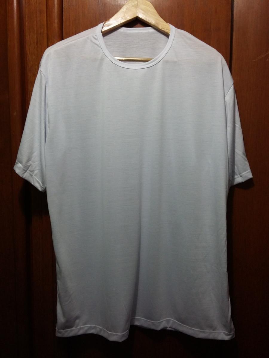 871a8ccd38 Camisa 100% Poliester Branca Sublimação no Elo7