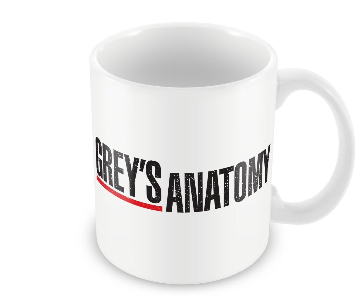 Caneca Grey\'s Anatomy - Série no Elo7 | Quero Personalizar (767B6F)