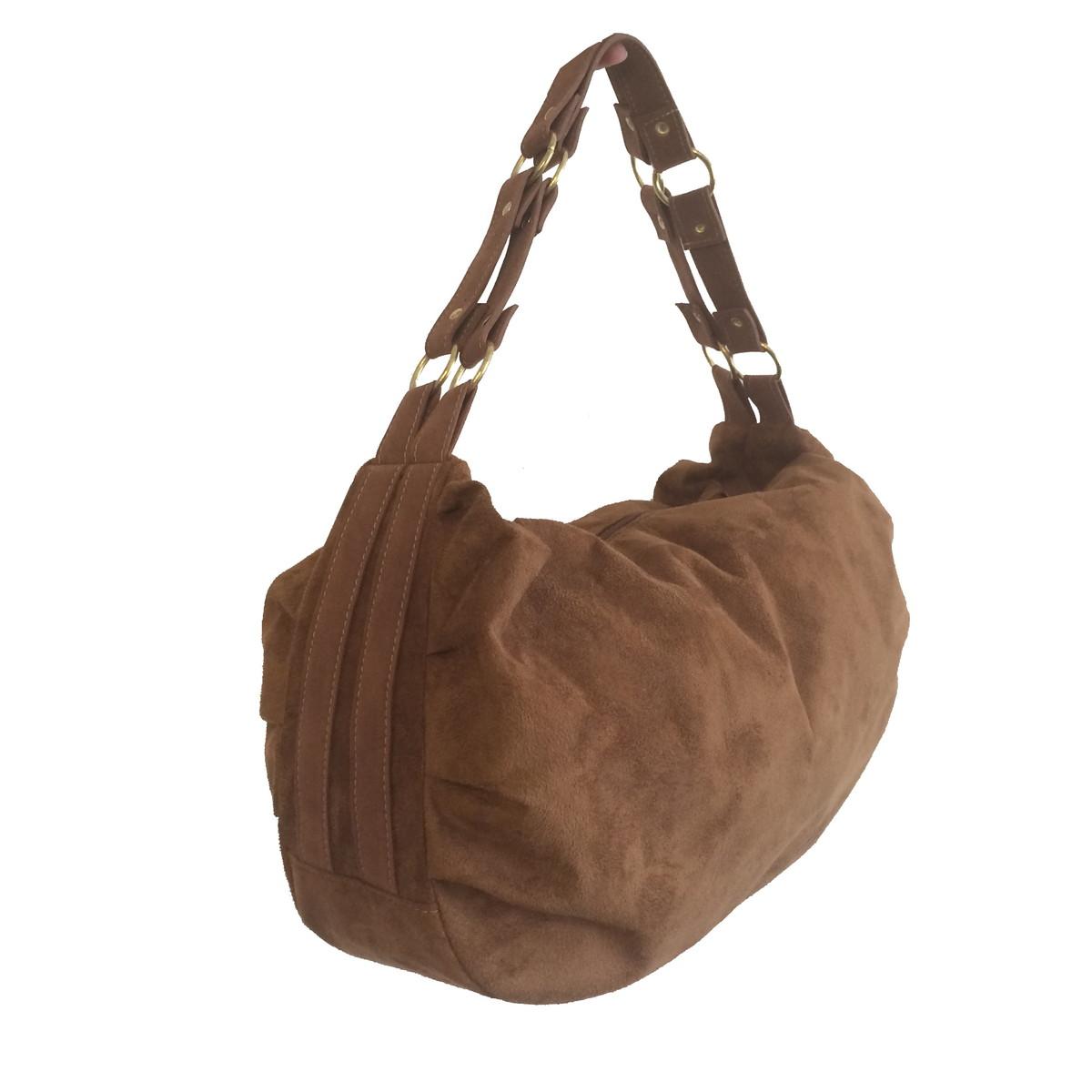 Bolsa Feminina Rusty : Bolsa feminina saco camur?a grande linda meu tio que fez
