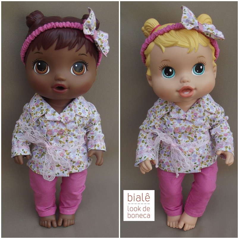 Conj Street Coat Baby Alives Menores No Elo7 Bial 234 785bc1