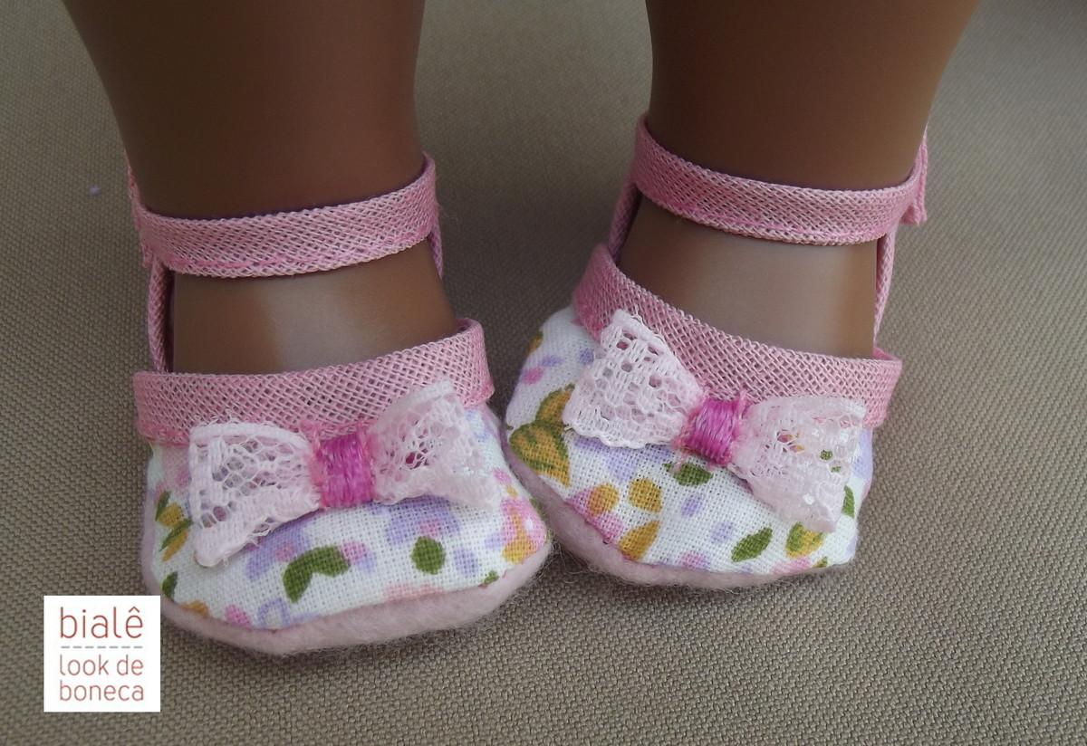 Sapatinho Baby Alive Menores No Elo7 Bial 234 785c56