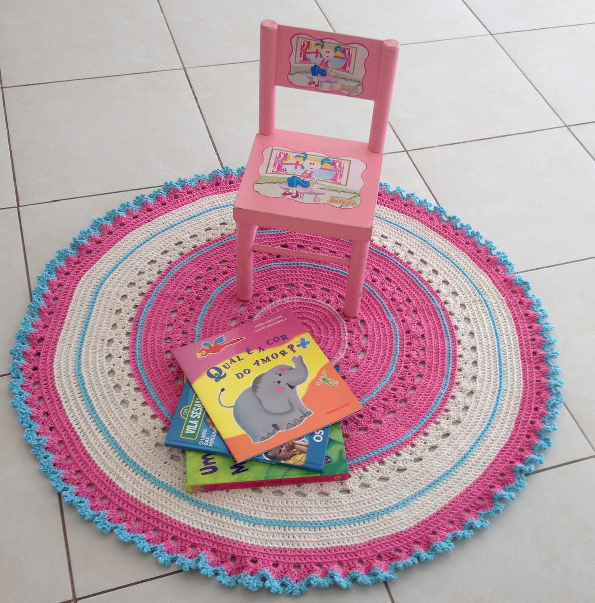 tapete rosa e azul baby maria fernanda ateli vera peixoto elo7. Black Bedroom Furniture Sets. Home Design Ideas