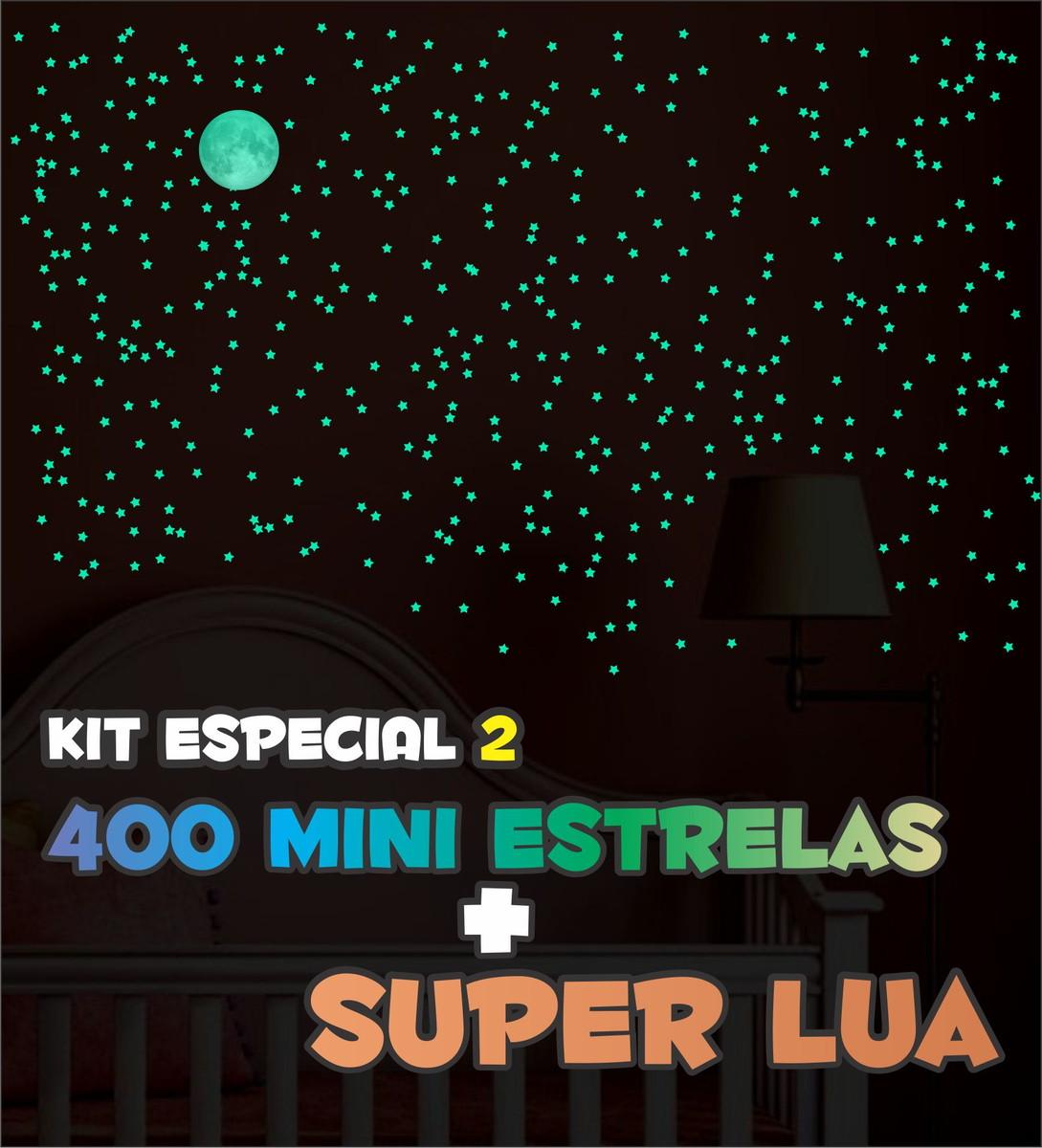 Armario Segunda Mano Mallorca ~ Adesivos que brilham no escuro KIT 2 M1 Adesivos Decorativos Elo7