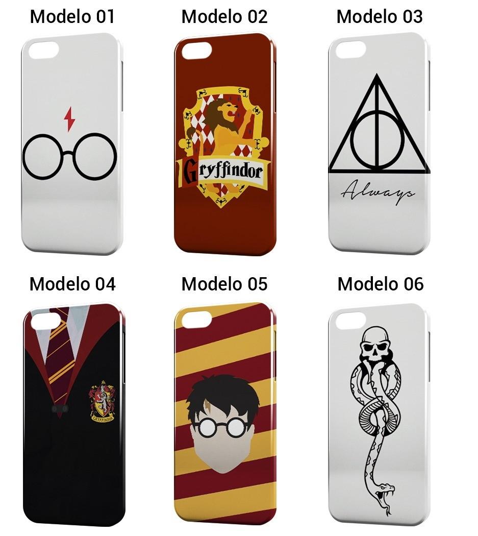 1eb0de57f Capa Capinha Celular Harry Potter HP no Elo7