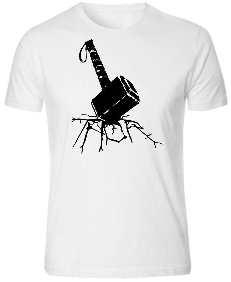 Camiseta Martelo Thor Vingadores No Elo7 Loja Das Camisetas 7ae256