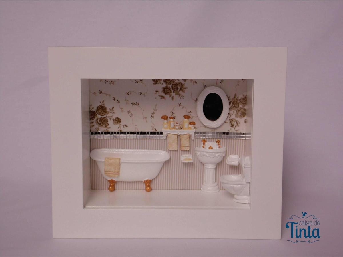 quadro cenario banheiro quadro para banheiro quadro cenario banheiro  #12446B 1200 900
