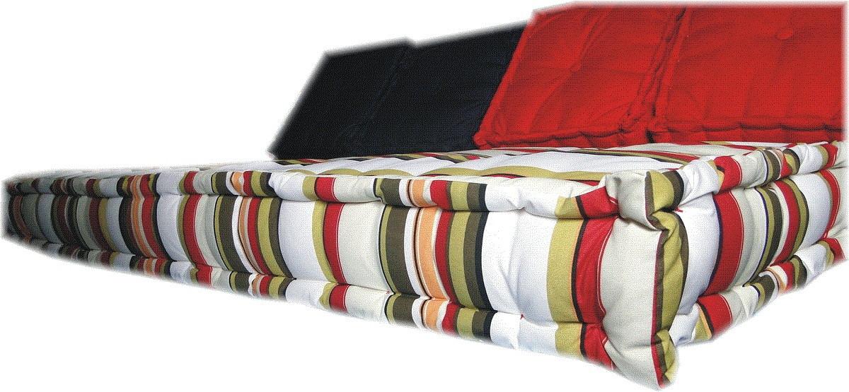Futon turco personalizado caoarteiroshop elo7 for Sofa cama 1 persona
