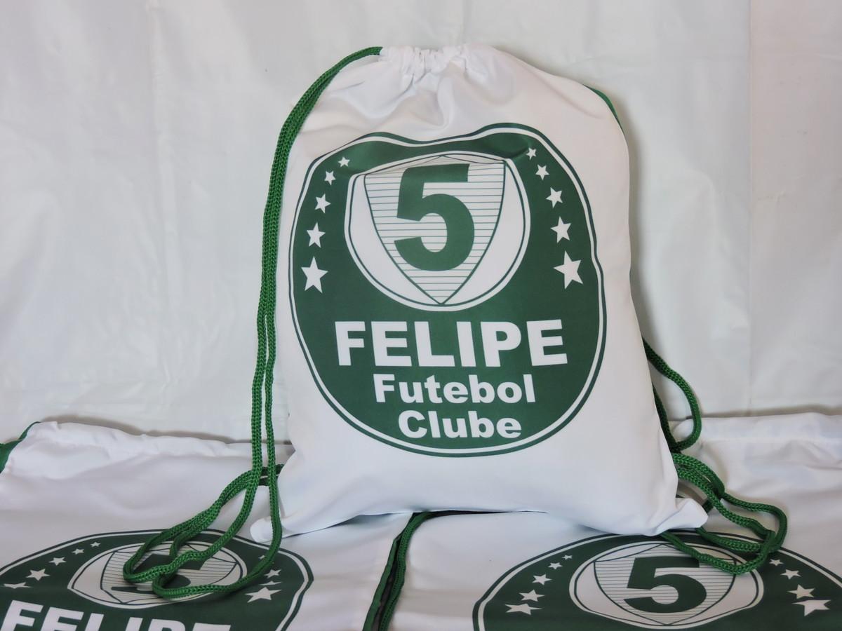 c5369bea3 Mochila Saco Personalizada no Elo7 | Ateliê Gil Castilho (7B5FF6)