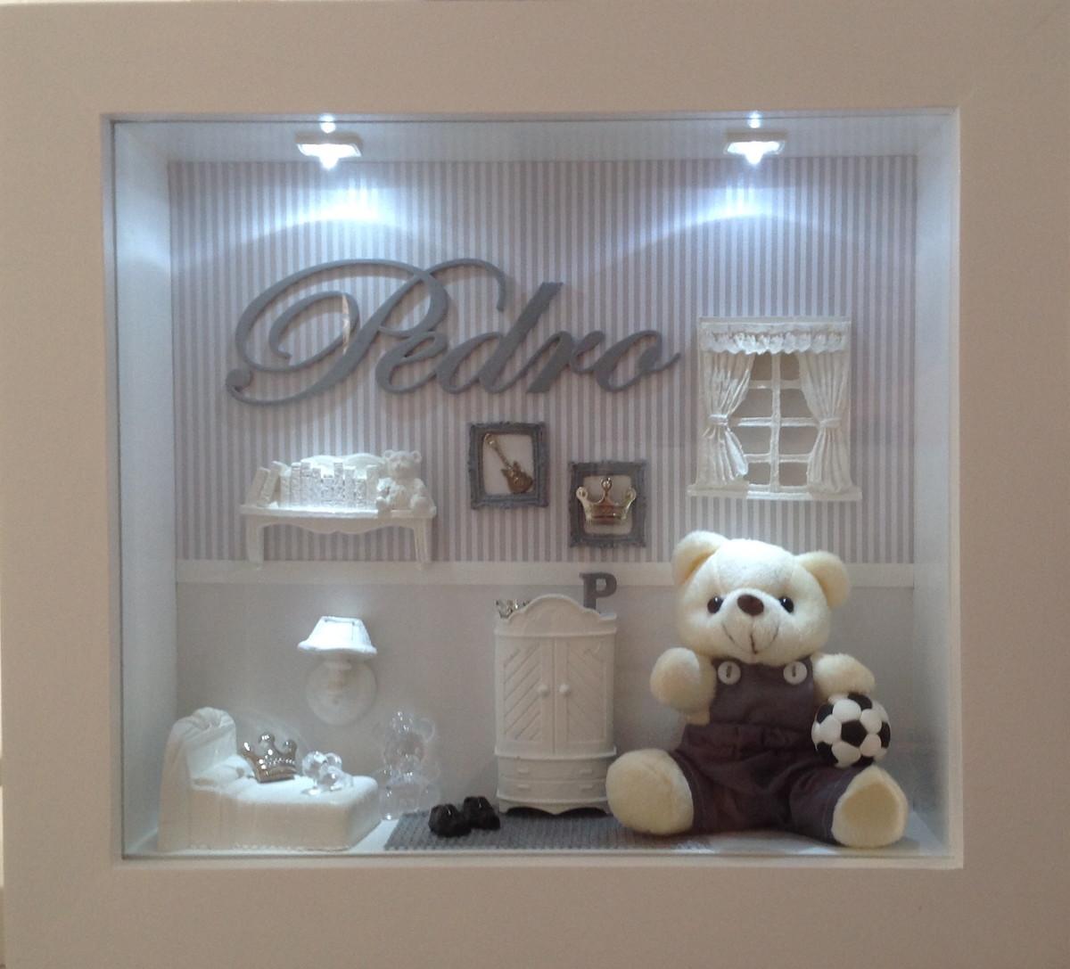 Enfeite De Vidro ~ Enfeite Cenário de Maternidade Quadro Decoraç u00e3o Infantil no Elo7 Atelier Sophie Prove
