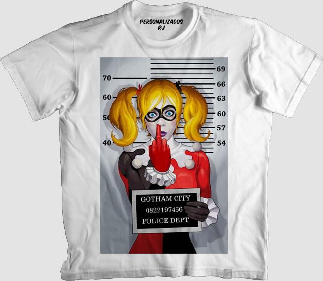 Camisa arlequina no elo personalizados jpg 657x571 Camiseta arlequina 2f4ce80b9968b