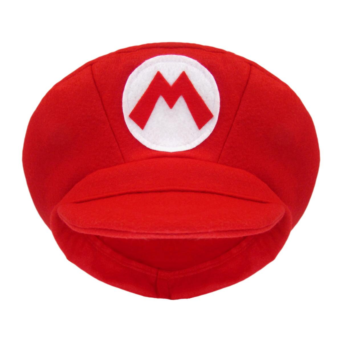 Boina   Chapéu   Boné Super Mario Bros Ou Luigi Em Feltro no Elo7 ... 020f0a8bdb3